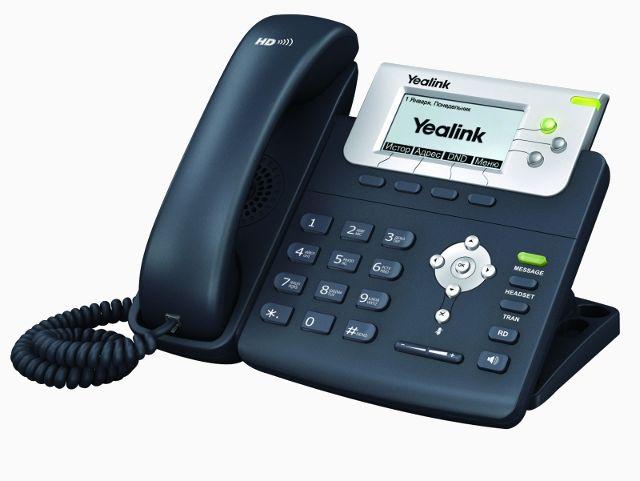 SIP телефон Yealink