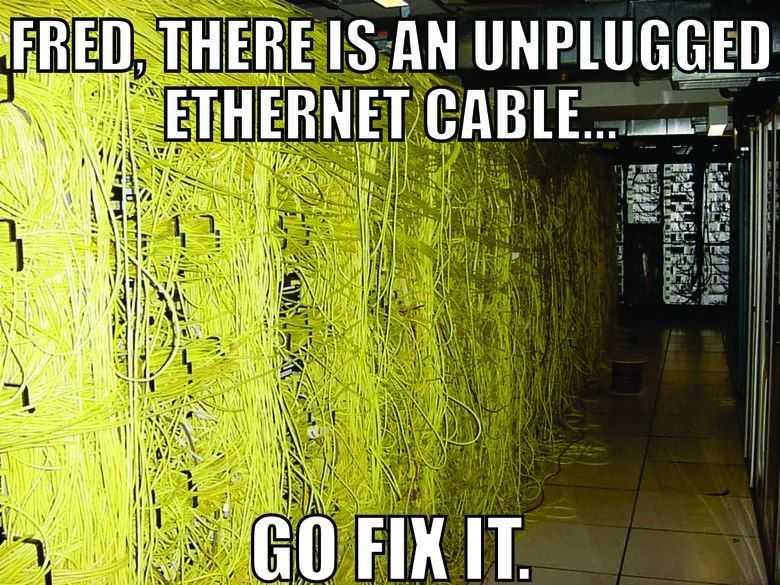 Ethernet лаша или как не надо коммутировать