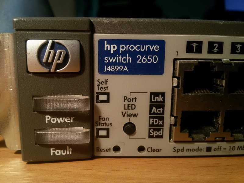 HP ProCurve 2650 J4899A